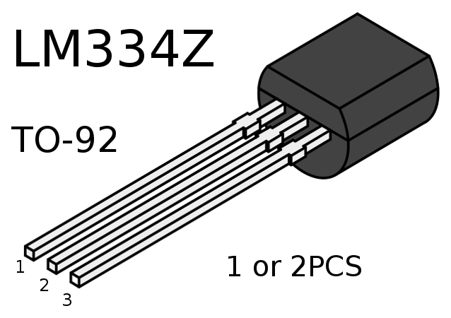 Lm334z