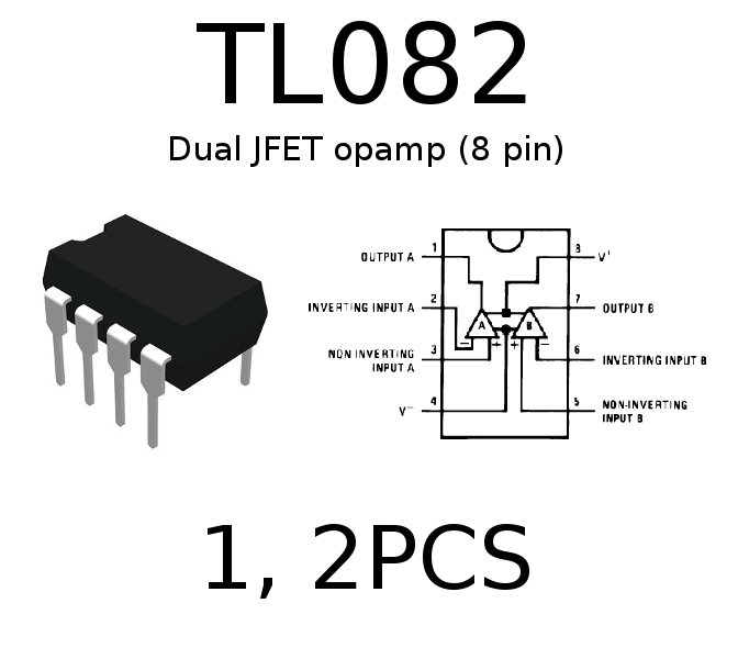 tl082 op-amp related keywords